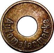 Token - Ver.D. Automatenaufsteller (Nordrhein-Westfalen; type 1) – reverse