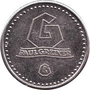 Token - Paul Greiner (Copper-nickel) – obverse