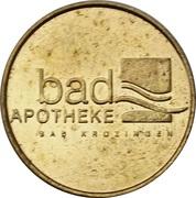 Bad-Taler - Bad Apotheke (Bad Krozingen) – obverse