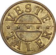 Veste Taler - Löwen Apotheke (Coburg) – reverse