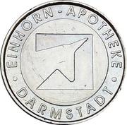 Heiner Taler - Einhorn Apotheke (Darmstadt) – obverse