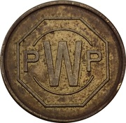 Token - PWP Wash Box – obverse