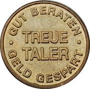 Treue Taler - Einhorn Apotheke (Saarbrücken-Güdingen) – reverse