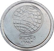 Token - MMC Milano Italy – obverse