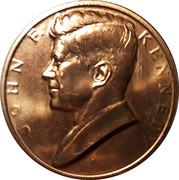Token - John F. Kennedy (Inauguration) – obverse