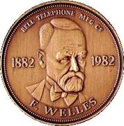 100 Bellen (F. Welles) – obverse