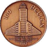 100 Bellen (F. Welles) – reverse