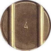 Golf Token - Range Maxx (4) – reverse