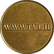 Token - www.tvl.ie – obverse