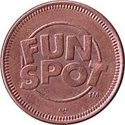 Token - Fun Spot (Gatorade) – obverse