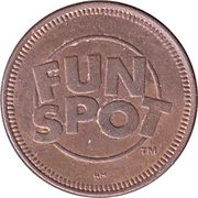 Token - Fun Spot (Oscar Mayer) – obverse