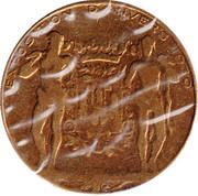 Token - Albert I (Exposition d' Anvers 1930) – reverse