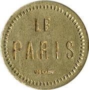 75 Centimes - Le Paris – obverse