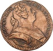 Token - Louis XV (States of Burgundy; 2nd type) – obverse