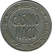 25 Cents - Casino Naco – obverse