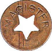 75 Centimes - Magister – obverse