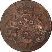 States of Burgundy - Mayor of Dijon Claude Marlot – obverse