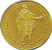 1 Dukát - V. Ferdinánd (1835-1848; War of Independence Coinage - Replica) – obverse