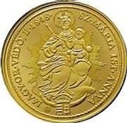 1 Dukát - V. Ferdinánd (1835-1848; War of Independence Coinage - Replica) – reverse