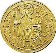 Forint - Mátyás Hunyadi (1458-1490 - Replica) – reverse