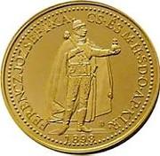20 Korona - I. Ferenc József (Replica) – obverse