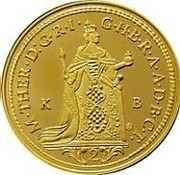 2 Ducat - Maria Theresia (Replica) – obverse