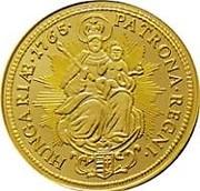 2 Ducat - Maria Theresia (Replica) – reverse