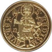 Forint - János Hunyadi, Governor (Replica) – reverse