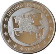 Medallion - Lithuania Europa – obverse