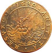Philip IV - Resurgo agitata – reverse