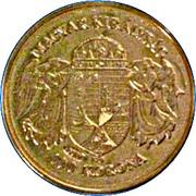 100 Korona - I. Ferenc József (Replica) – obverse