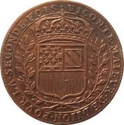 États de Bourgogne - Maire de Dijon François Baudot (2nd type) – reverse