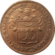 Burgundy Mayor of Dijon - Francois Baudot – reverse