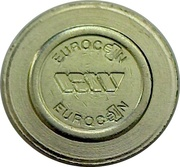 Token - Eurocoin London (Brent Walker Automatics) – reverse