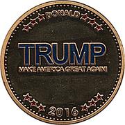 Token - Ivanka Trump – reverse