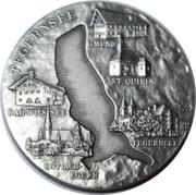 Medallion - Bavarian Lakes – obverse