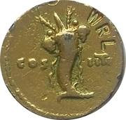 Replica WRL - Reproduction Aureus - Vespasianus (COS IIII) – reverse