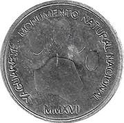 Token - Yaguareté – obverse