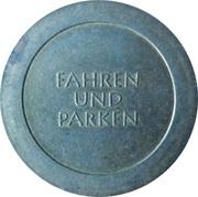 Parking Token - Kneippheilbad am Bodensee – reverse