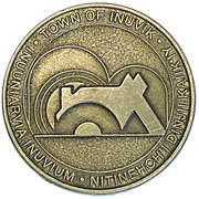 Token - Inuvik, North West Territories (Inuit Circumpolar Conference) – reverse