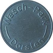 Car Wash Token - Wash-Park Dorsten – obverse