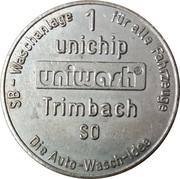 1 Unichip - Uniwash (Trimbach SO) – obverse