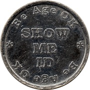 Token - JTI Cigarette Machine – reverse