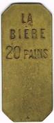20 pains - La Bière - Paris (75) – reverse
