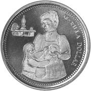 Marrila Dollar - Summerside, Prince Edward Island – obverse