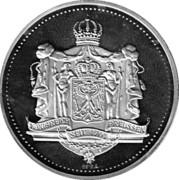 Token - König Ludwig I. von Bayern – reverse