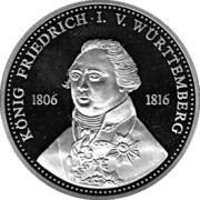 Token - Friedrich I. v. Württemberg – obverse