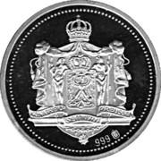 Token - Friedrich Wilhelm I. von Preussen – reverse