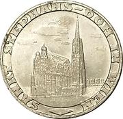 1 Stephansgroschen (Voralburg) – obverse