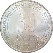30 Euro (Centre Leclerc) – reverse